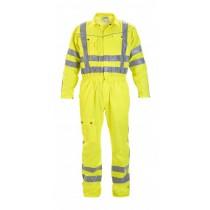 048462 Hydrowear Summer Coverall Beaver Antwerpen EN471 RWS (Yellow or Orange)