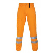 044458 Hydrowear Summer Trouser Auxerre EN471 RWS(Orange or Yellow)