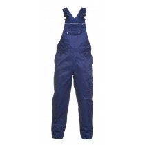048477 Hydrowear Bib and Brace Trouser Deauville Navy