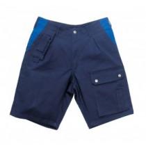 044491 Hydrowear Shorts Goes Navy/Royal Blue