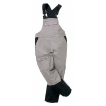 048493 Hydrowear Bib Trouser Grenoble Grey/Black