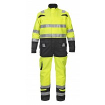 048471 Hydrowear Coverall trendy Hi-Vis Line Hove