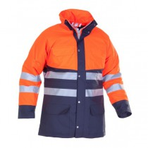 016880-NO Hydrowear Parka Hydrosoft Plains EN 471 Bicolour(Multiple colours available)