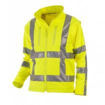 04025980 Hydrowear Softshell Jack Thermo Line Toulon EN471 RWS