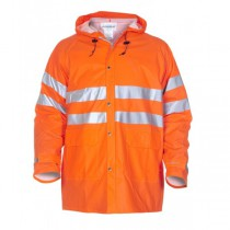 015757 Hydrowear Jacket Hydrosoft Valencia EN471(Orange or Yellow)