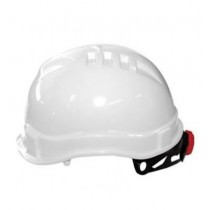 FID -  Veiligheidshelm MH6030 wit + draaiknop